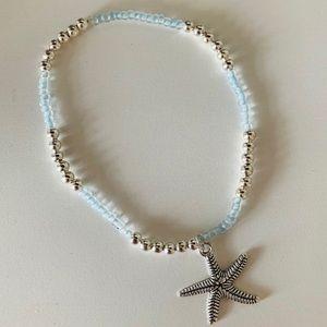 Jewelry - Homemade ankle bracelet